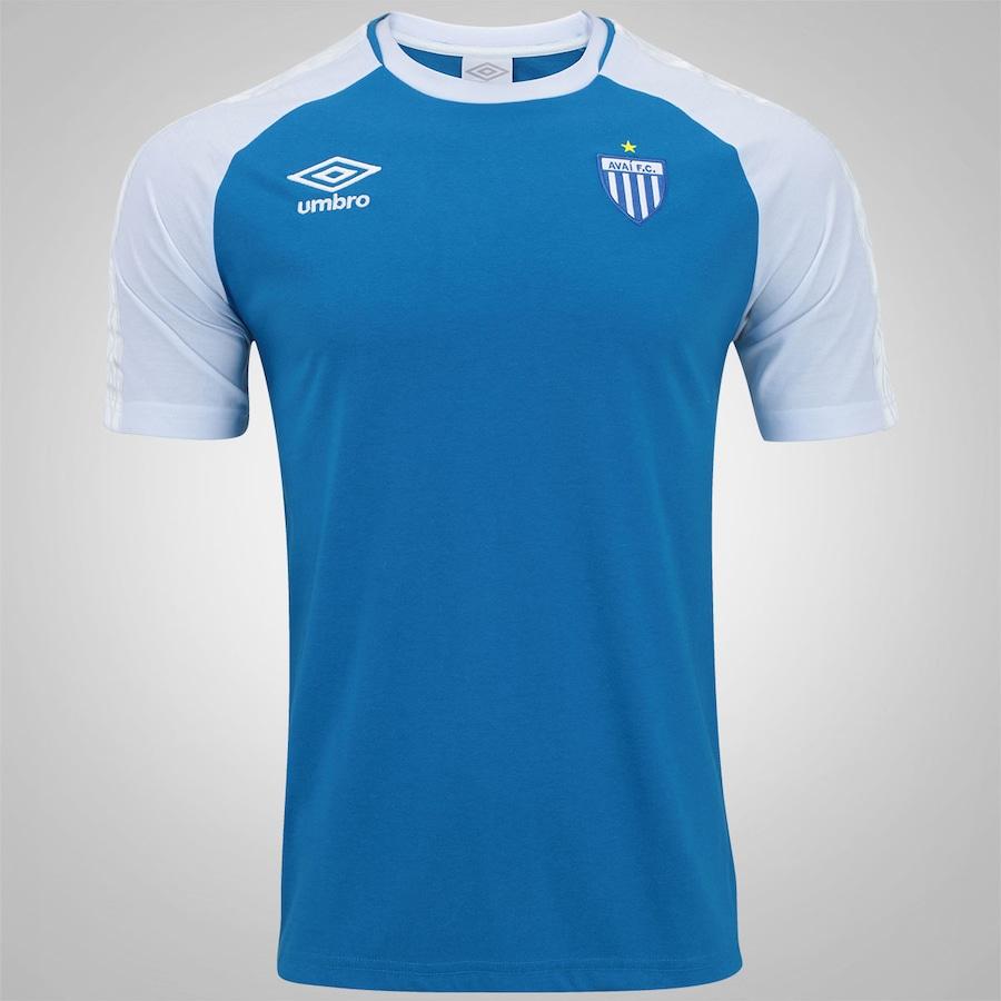 024ba9c3df Camiseta do Avaí Concentração 2017 Umbro - Masculina