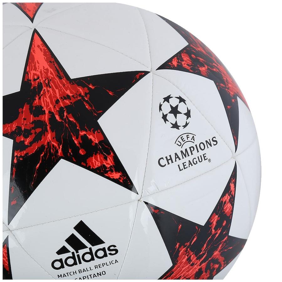 Bola de Futebol de Campo adidas Milan Finale 17 Capitano ee2c2cf21a6f2