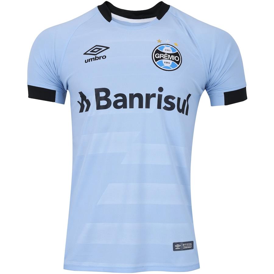 Camisa do Grêmio II 2017 nº 10 Umbro - Masculina ab6297a670f45