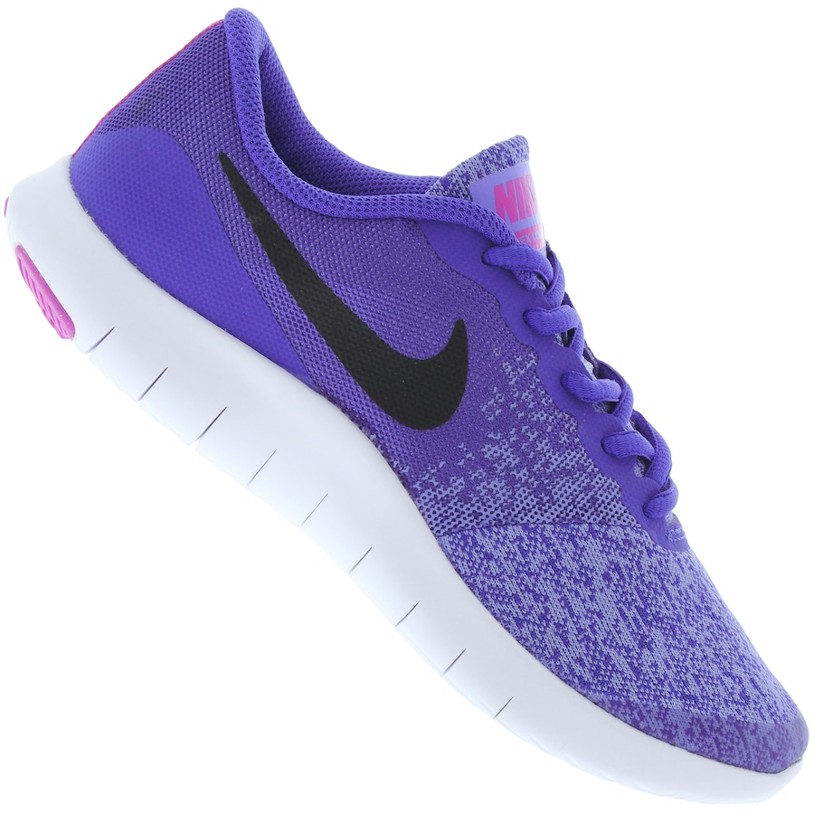 da237df75 Tênis Nike Flex Contact Feminino - Infantil