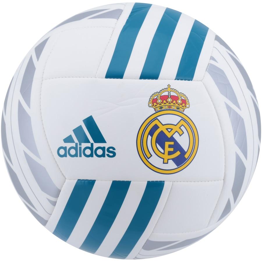 ef11b5af766d3 Bola de Futebol de Campo Real Madrid adidas