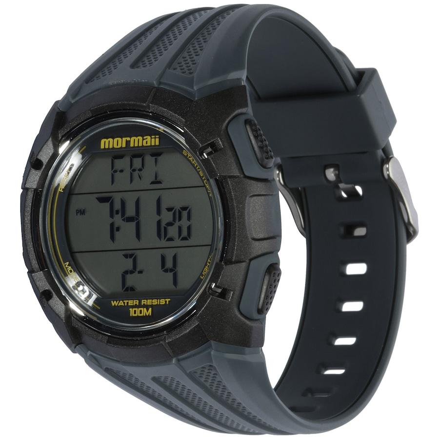 55eb7266cf7 Monitor Cardíaco com Cinta Mormaii Tech MO11558A
