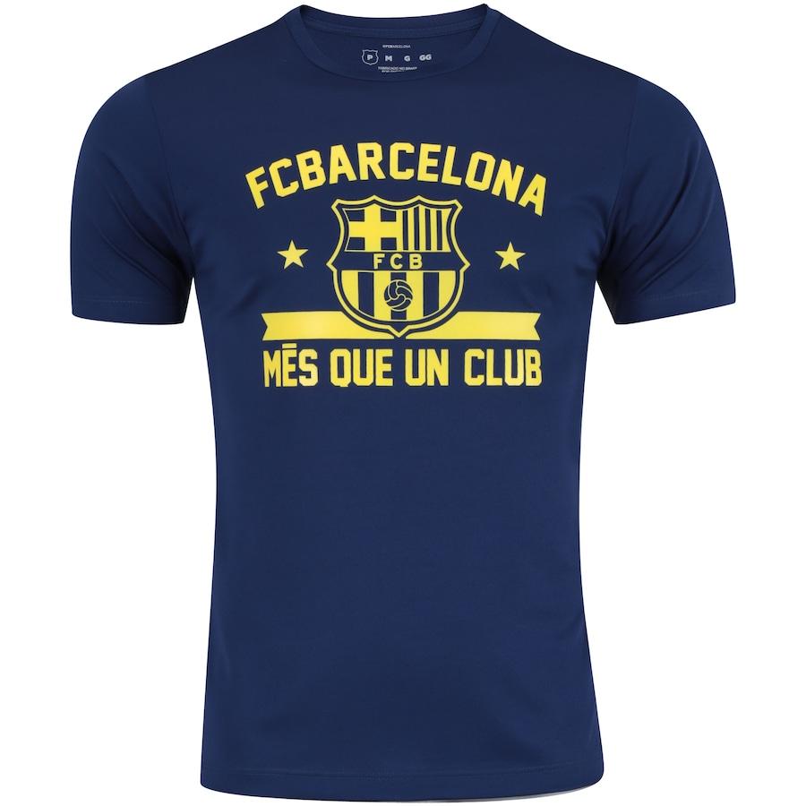ce6df26bed Camiseta Barcelona Barça Estrela - Masculina