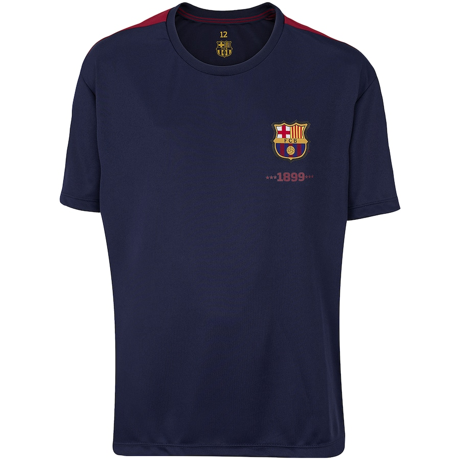 bc7c3ed400 Camiseta Barcelona Fardamento Class - Infantil