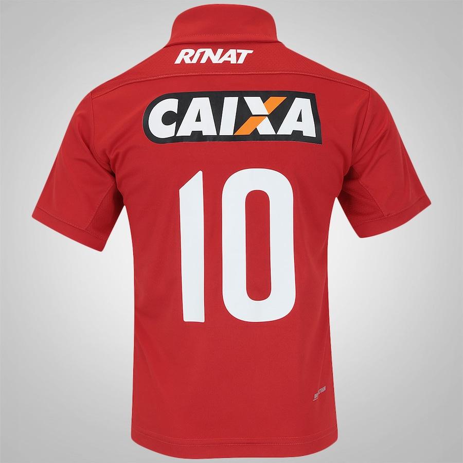 Camisa do Vila Nova I 2017 nº 10 Rinat - Infantil c83c429d3f88d