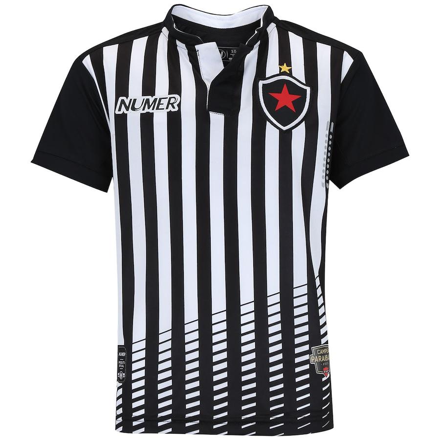 8e6754ef2b Camisa do Botafogo-PB I 2017 nº 10 Numer - Infantil