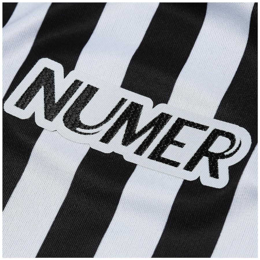 Camisa do Botafogo-PB I 2017 nº 10 Numer - Infantil 501156392eb93