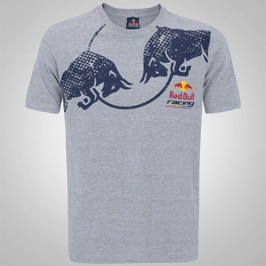 Camiseta Red Bull Racing SC Bulls - Masculina e4614003c6b