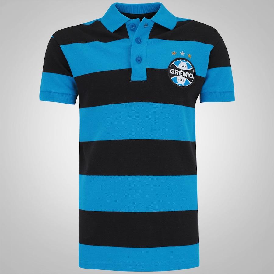 Camisa Polo do Grêmio Meltex - Infantil 33ae2d0f188b0