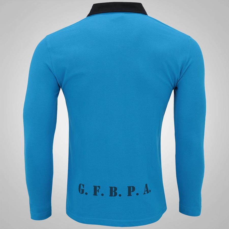 Camiseta Manga Longa do Grêmio Meltex - Masculina 82f51c648acff