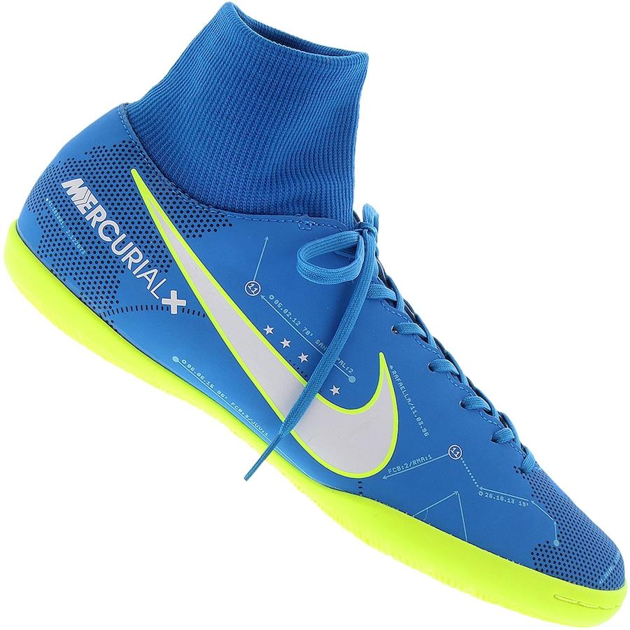 Chuteira Futsal Nike Mercurial X Victory VI DF Neymar IC 7579737595e3f