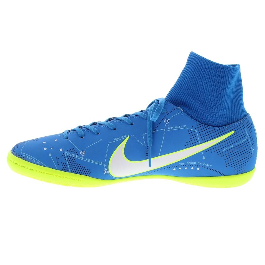 c8254fc03b ... Chuteira Futsal Nike Mercurial X Victory VI DF Neymar IC - Adulto ...
