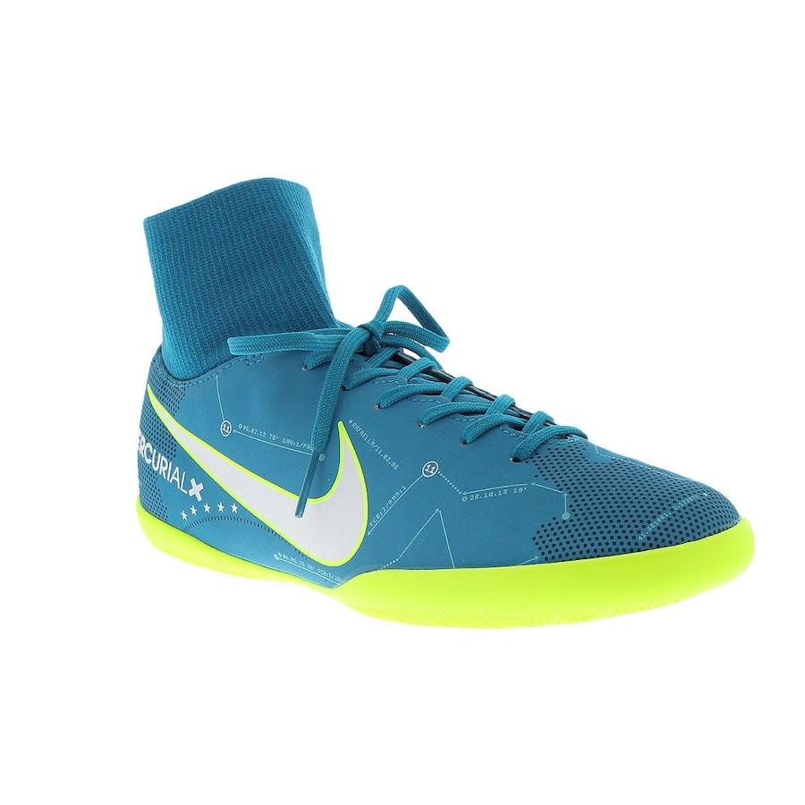 197c1b7399 ... Chuteira Futsal Nike Mercurial X Victory VI DF Neymar IC - Infantil ...