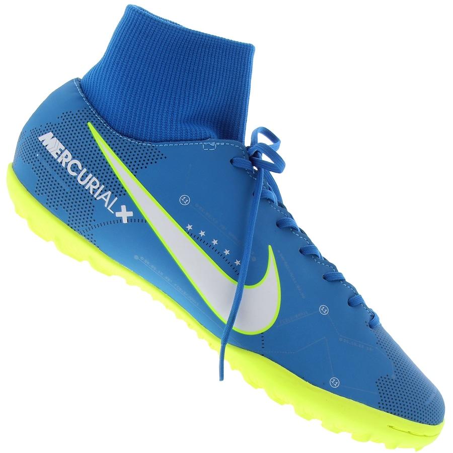 6f29a048d8 Chuteira Society Nike Mercurial X Victory VI DF Neymar TF