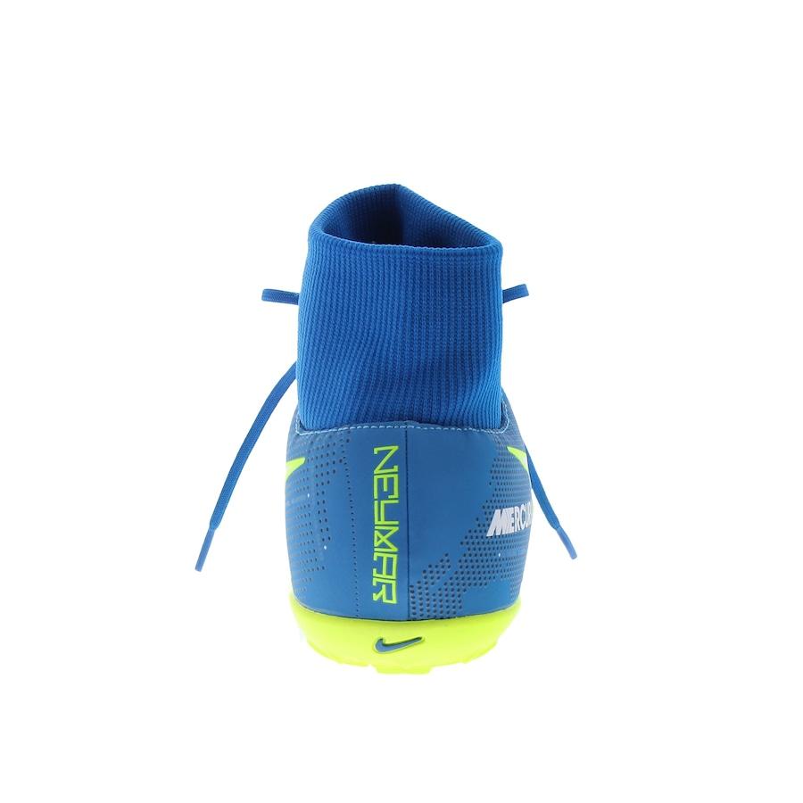 ... Chuteira Society Nike Mercurial X Victory VI DF Neymar TF - Adulto ... 4a6144b5dbc61