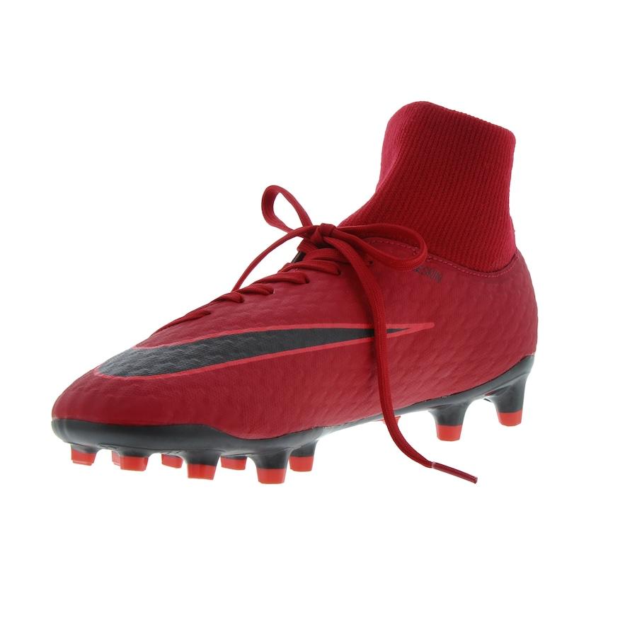 91370d2d800d9 ... Chuteira de Campo Nike Hypervenom Phelon III DF FG - Adulto ...