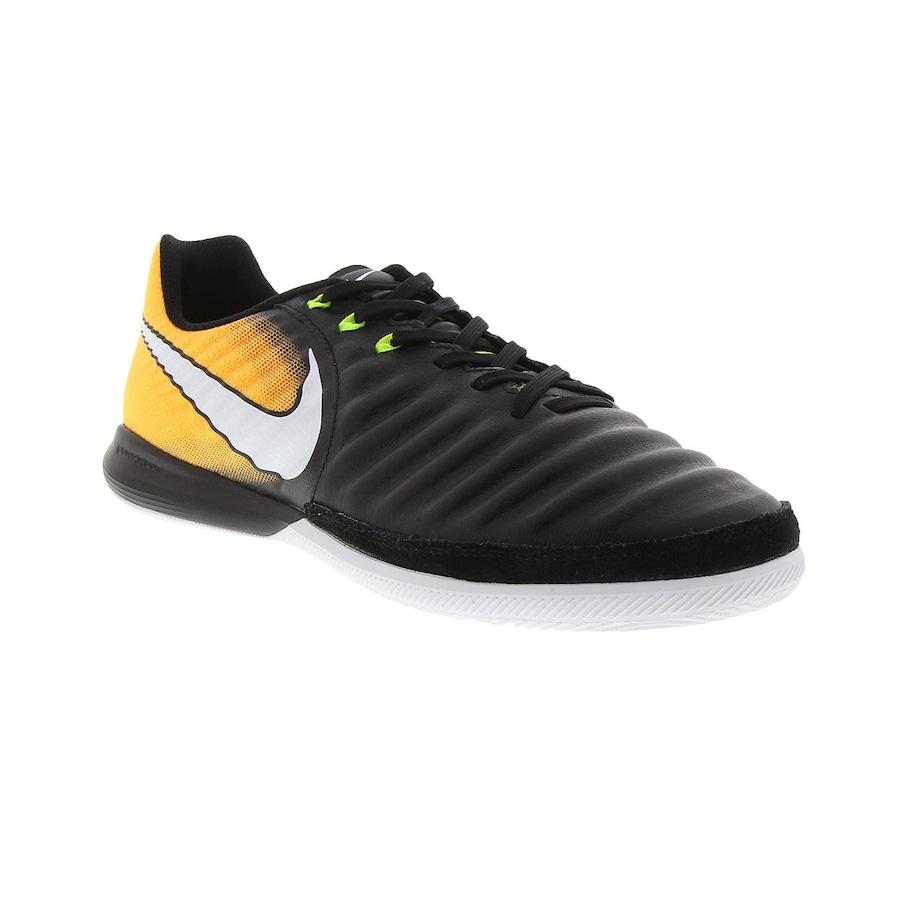 Chuteira Futsal Nike Tiempo X Finale IC - Adulto 728d6e67f210f