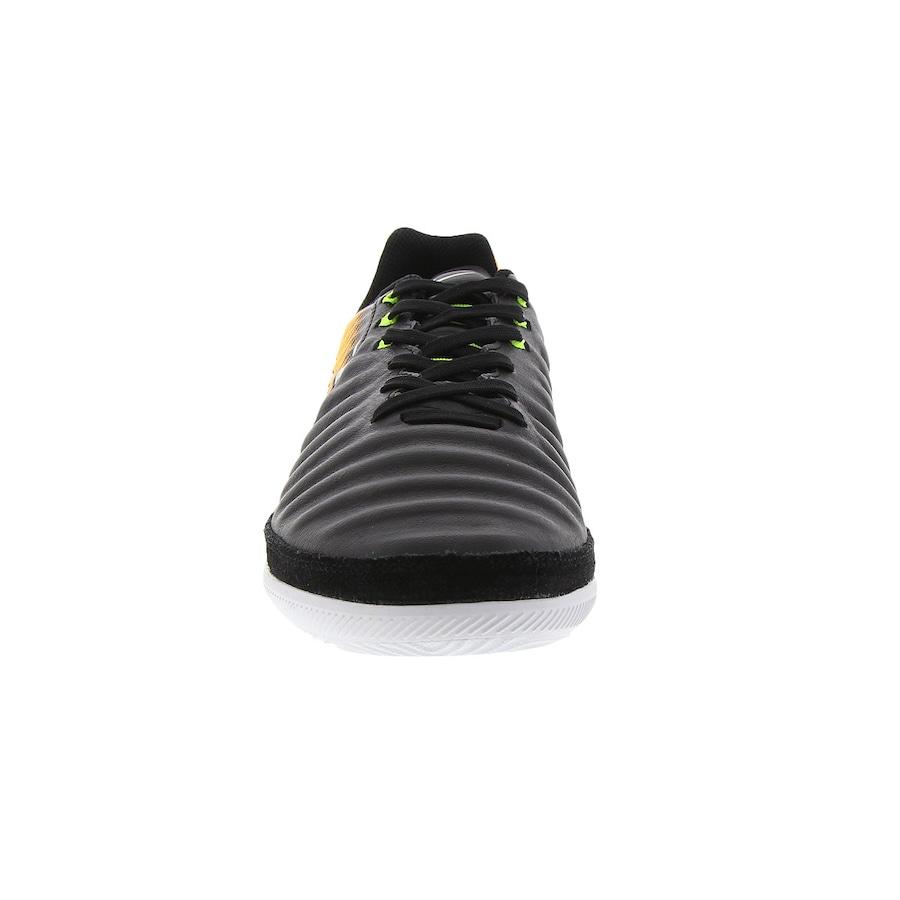 5ae16e78e6 Chuteira Futsal Nike Tiempo X Finale IC - Adulto