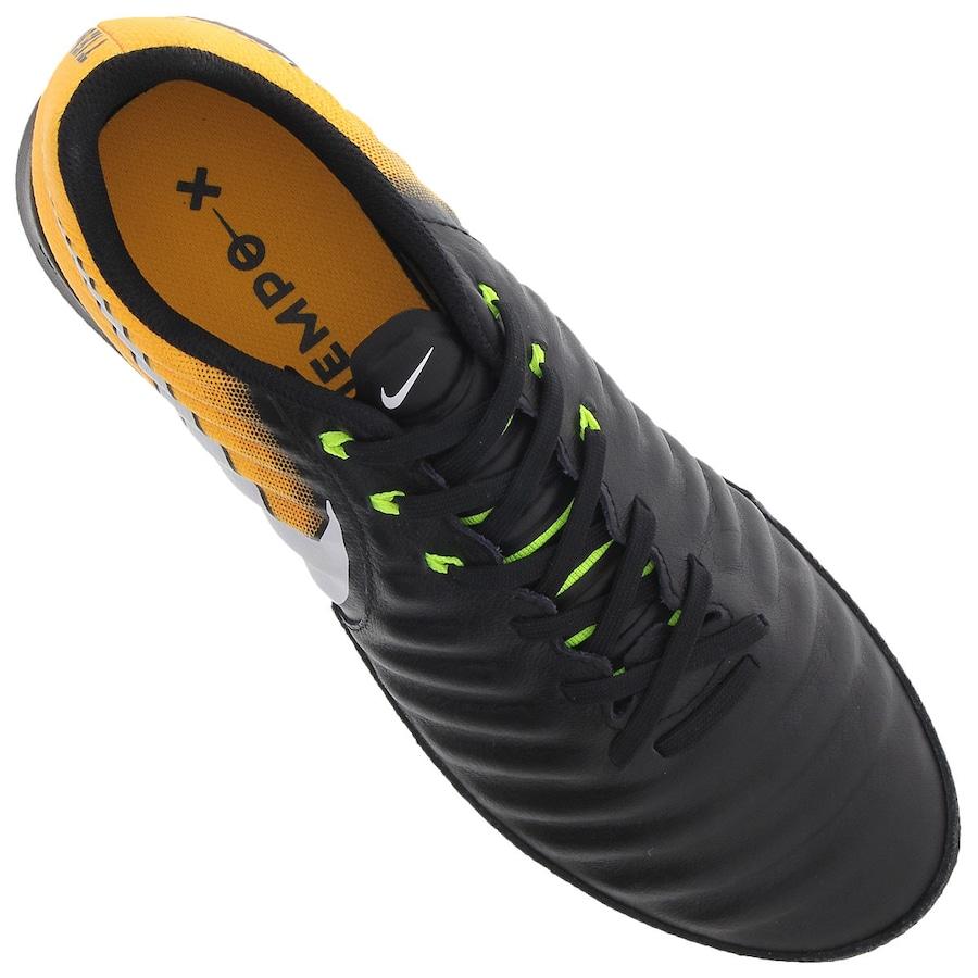 Chuteira Futsal Nike Tiempo X Finale IC - Adulto 4438081a521d5