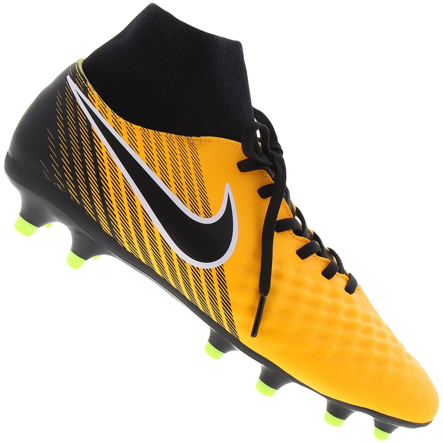 b370268311c95 Chuteira de Campo Nike Magista Onda II DF FG - Adulto