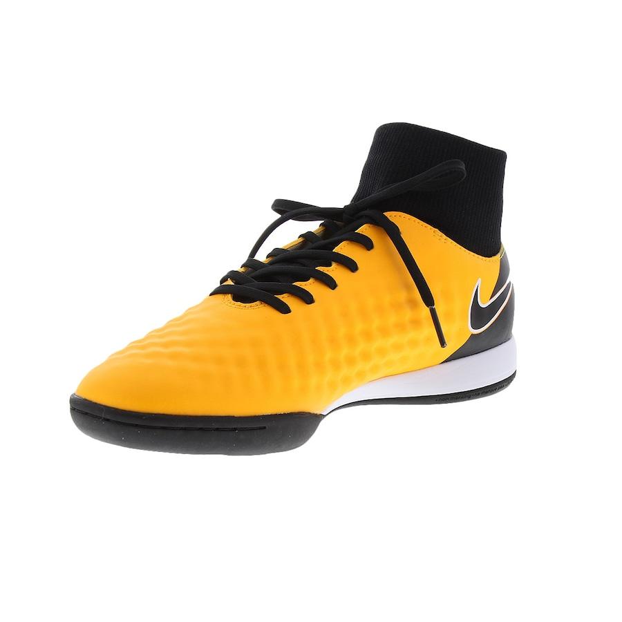 39cac06bb7 Chuteira Futsal Nike Magista X Onda II DF IC - Adulto