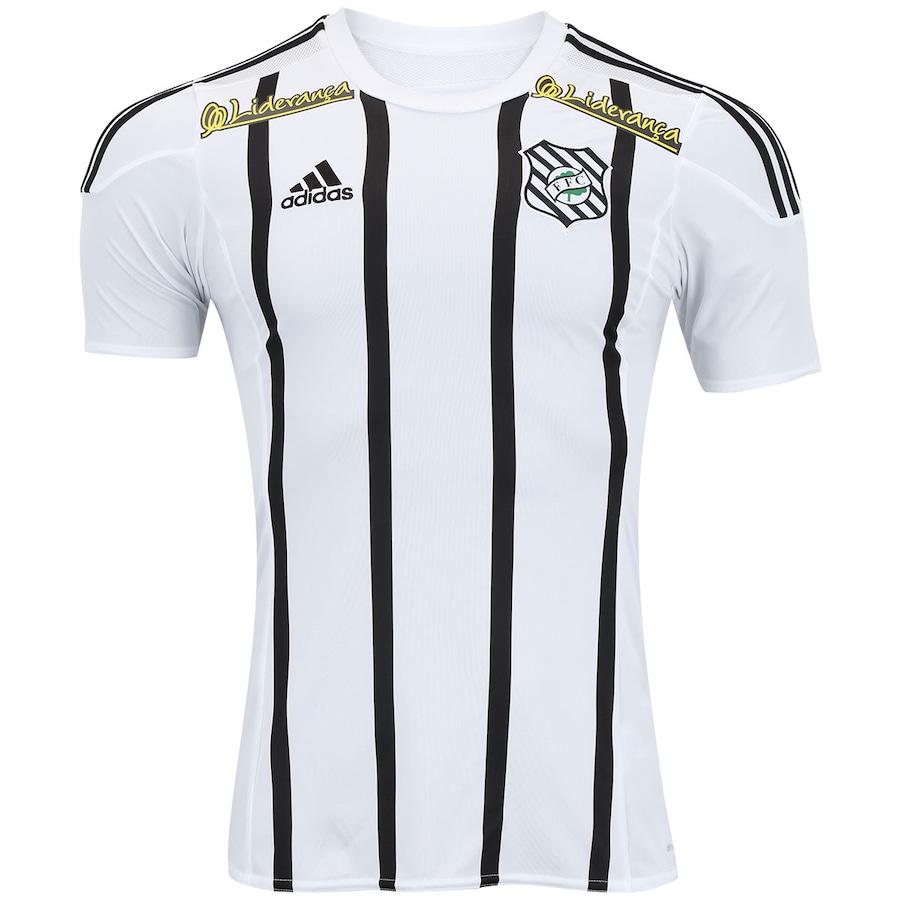 6508580df0 Camisa do Figueirense II 2017 adidas - Masculina