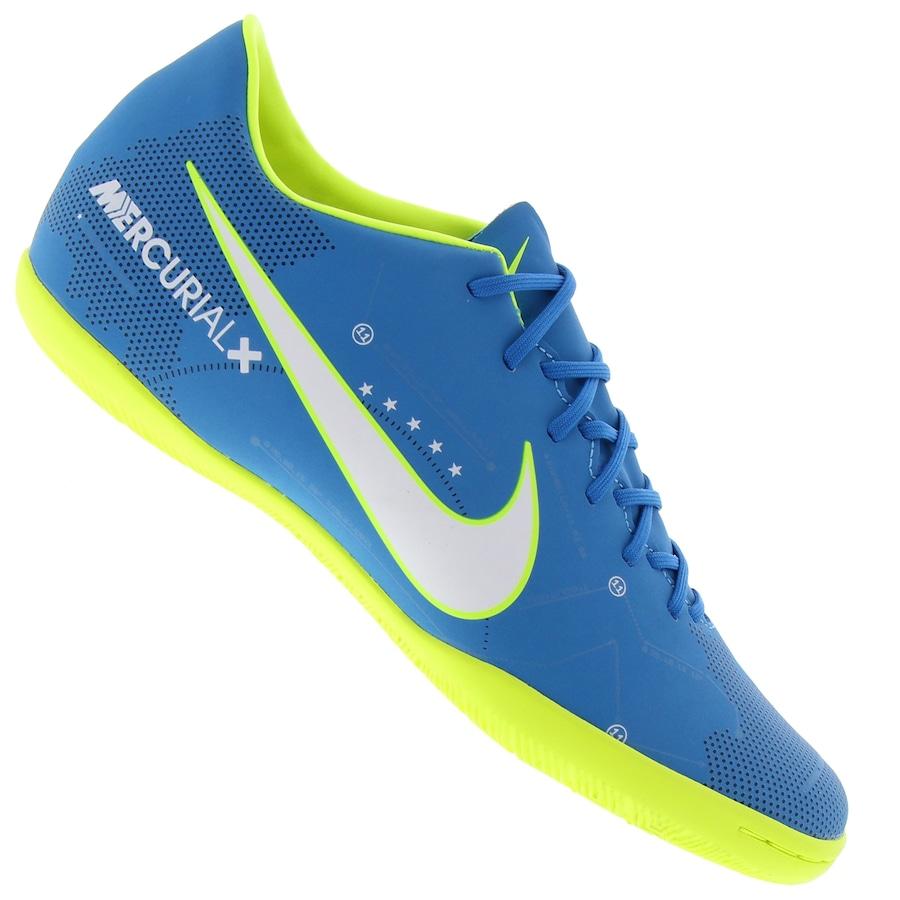 Chuteira Futsal Nike Mercurial X Victory VI Neymar IC Adult 1fd92e6394424