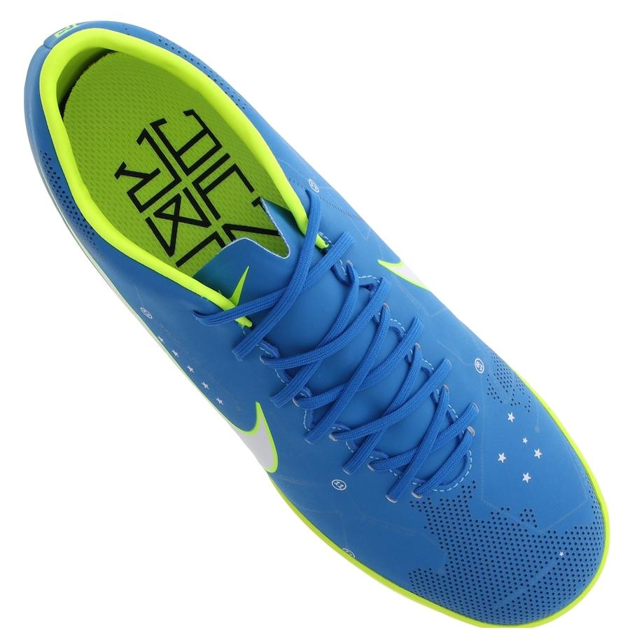928e29bd464 ... Chuteira Futsal Nike Mercurial X Victory VI Neymar IC - Adulto ...