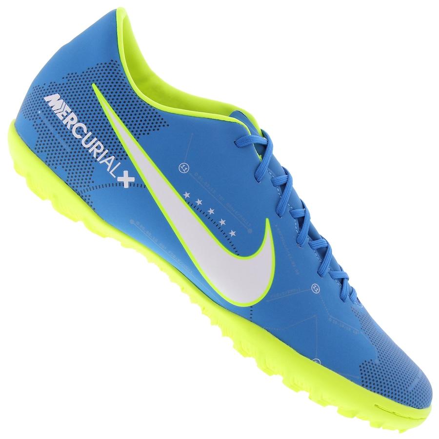 51456427fa Chuteira Society Nike Mercurial X Victory VI Neymar TF - Ad
