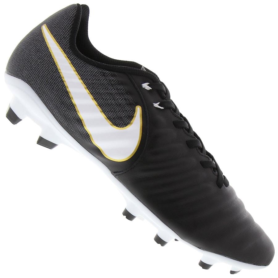 604ec59cc85c4 Chuteira de Campo Nike Tiempo Ligera IV FG - Adulto