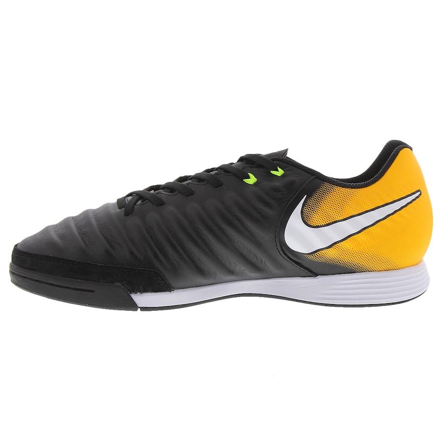 9a09208927 Chuteira Futsal Nike Tiempo X Ligera IV IC - Adulto