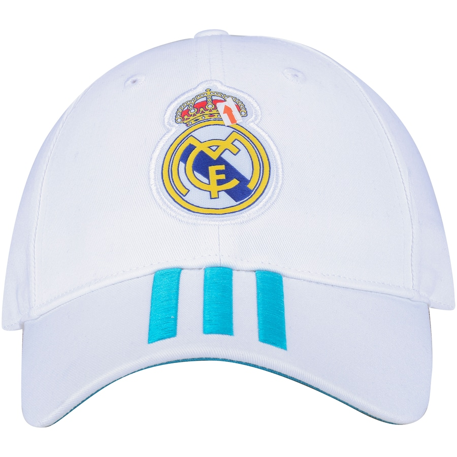 Boné Aba Curva Real Madrid 3S adidas - Strapback - Adulto b9a799014a4
