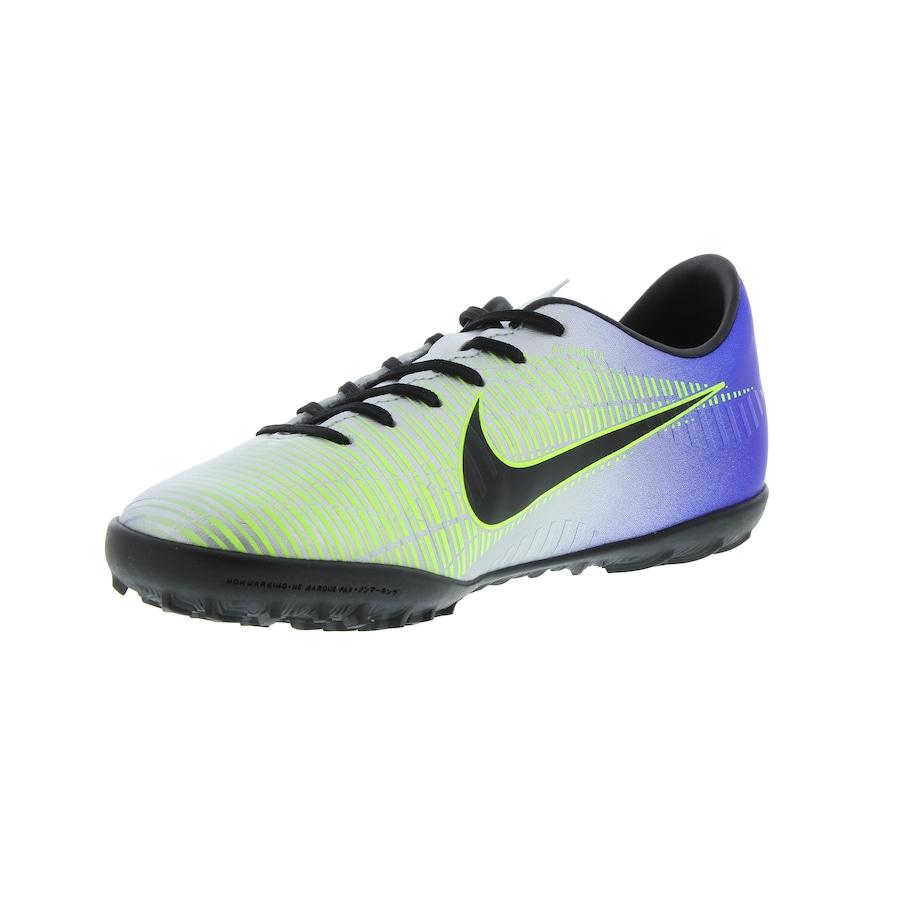 ... Chuteira Society Nike Mercurial X Victory VI Neymar TF - Infantil ... b1d6d8cfc2823