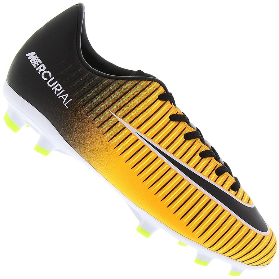 8024a27d06 Chuteira de Campo Nike Mercurial Victory VI FG - Infantil