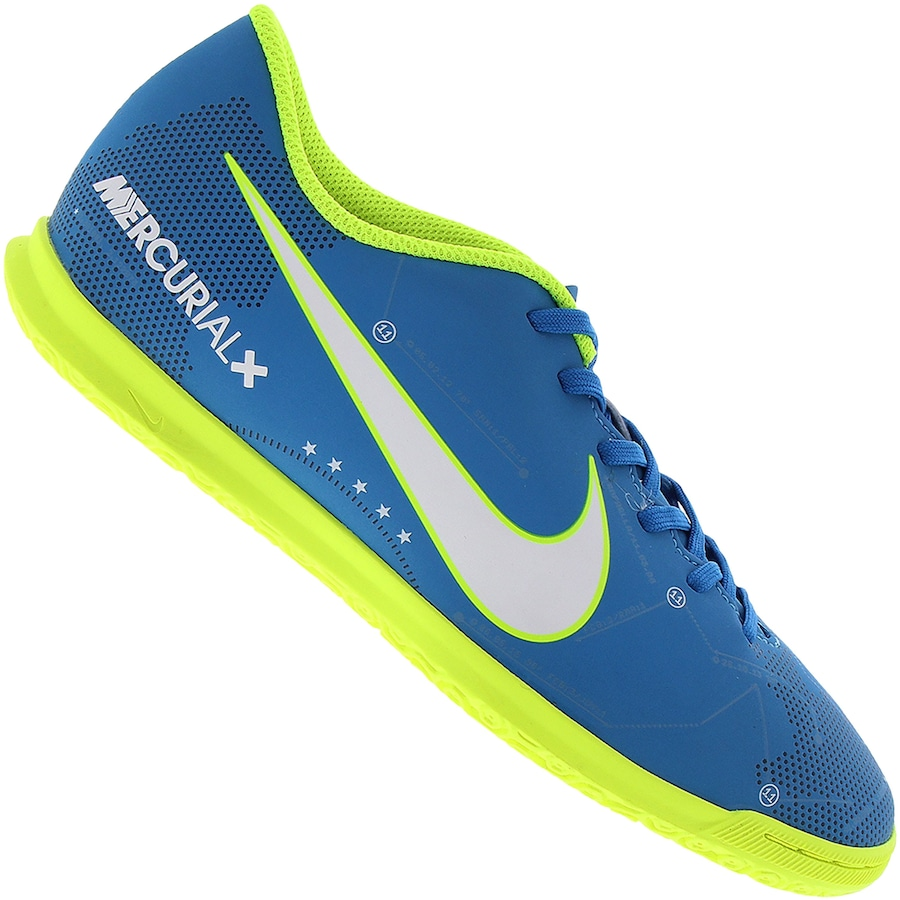 a67b7c4d899 Chuteira Futsal Nike Mercurial X Vortex III Neymar IC