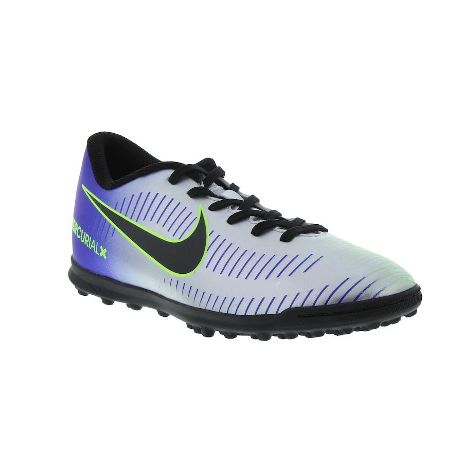 d15baa83d6050 ... Chuteira Society Nike Mercurial X Vortex III Neymar TF - Adulto ...