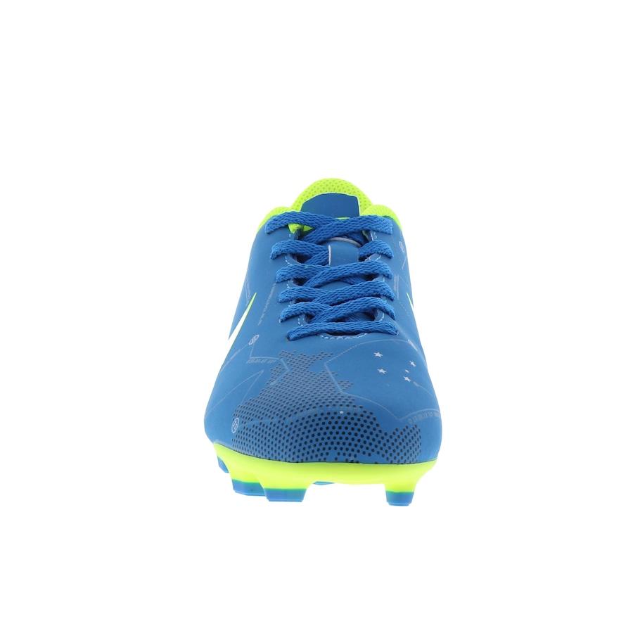 7dbb81a2ef ... Chuteira de Campo Nike Mercurial Vortex III Neymar FG - Infantil ...