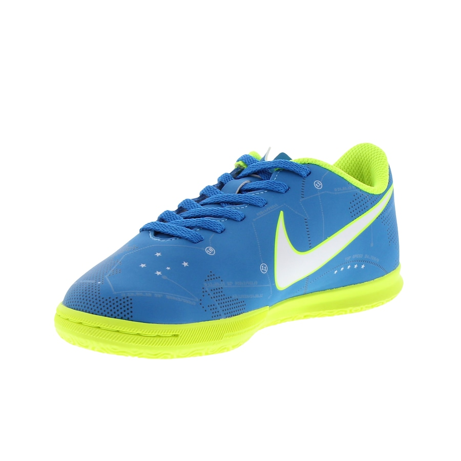 47c9ea644 ... Chuteira Futsal Nike Mercurial X Vortex III Neymar IC - Infantil ...