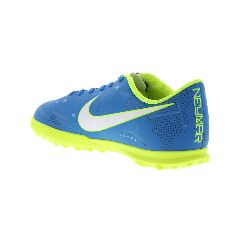 ... Chuteira Society Nike Mercurial X Vortex III Neymar TF - Infantil ... 27f8a2d5a953f