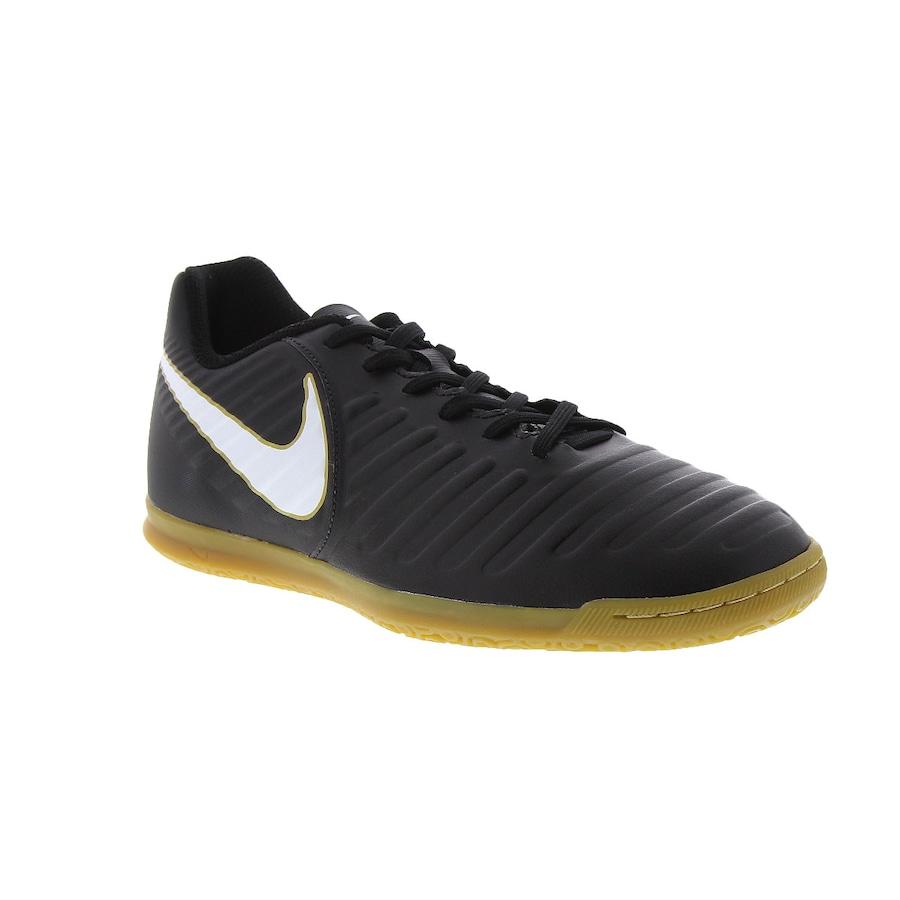 b51bfef4d Chuteira Futsal Nike Tiempo X Rio IV IC - Adulto