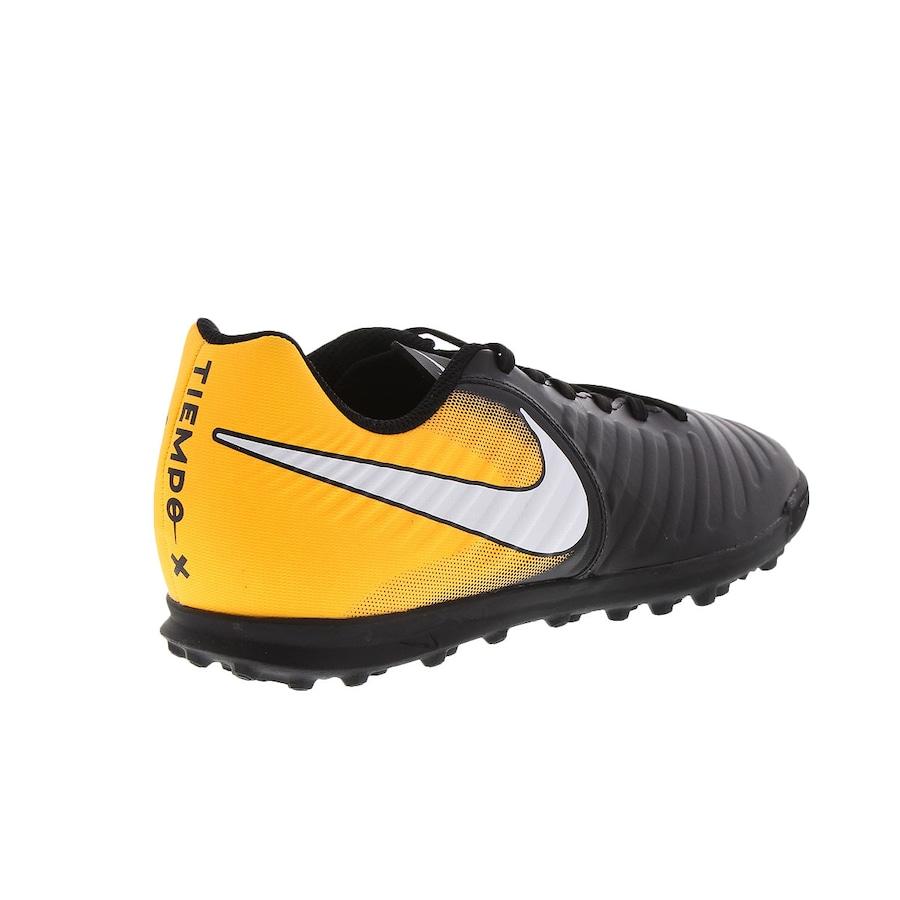 bdedc61dd4 Chuteira Society Nike Tiempo X Rio IV TF - Adulto