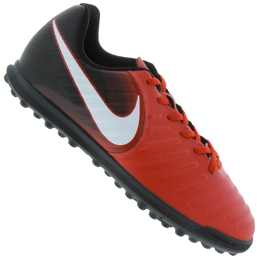 113a7869a9 Chuteira Society Nike Tiempo X Rio IV TF - Infantil