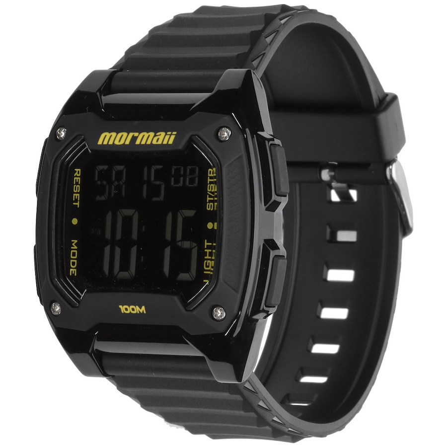 88cca2a19cc Relógio Digital Mormaii MO11516B - Masculino