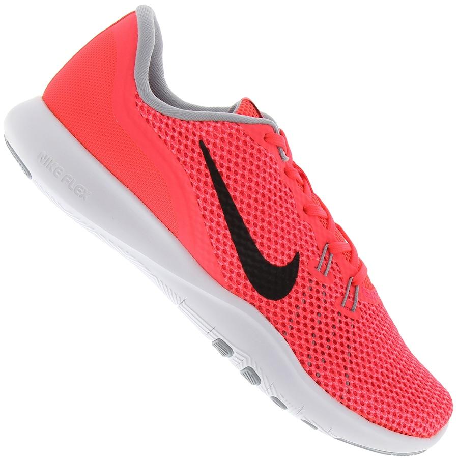 135ac2018abf9 Tênis Nike Flex Trainer 7 - Feminino