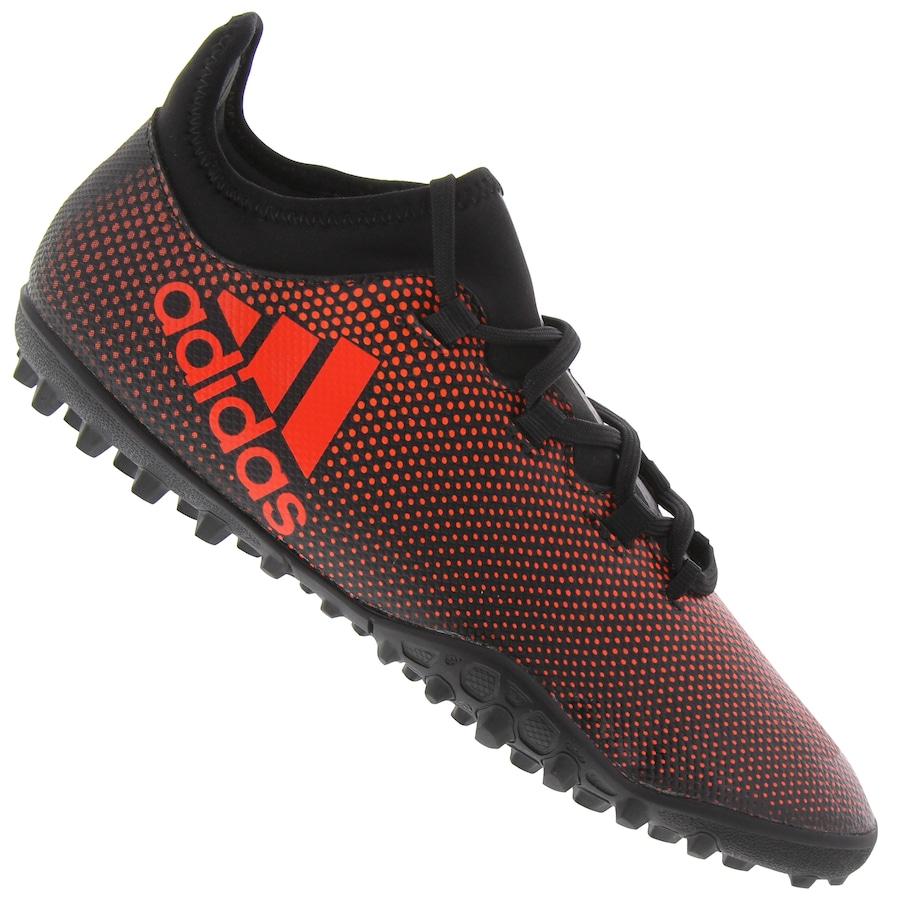 Chuteira Society adidas X Tango 17.3 TF - Adulto be265d8bc3cad