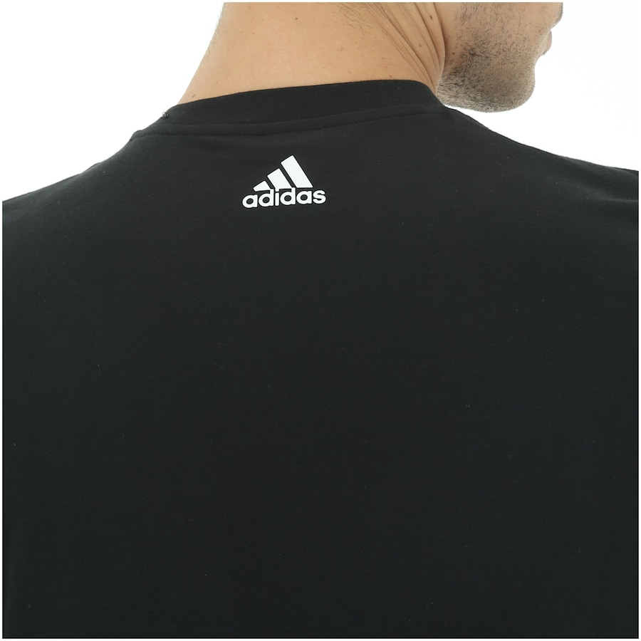 Camiseta adidas Esscore - Masculina 522aaea3b9a
