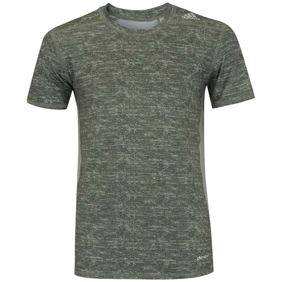 4be09220a31c1 Camiseta adidas Techfit Base Fitted - Masculina