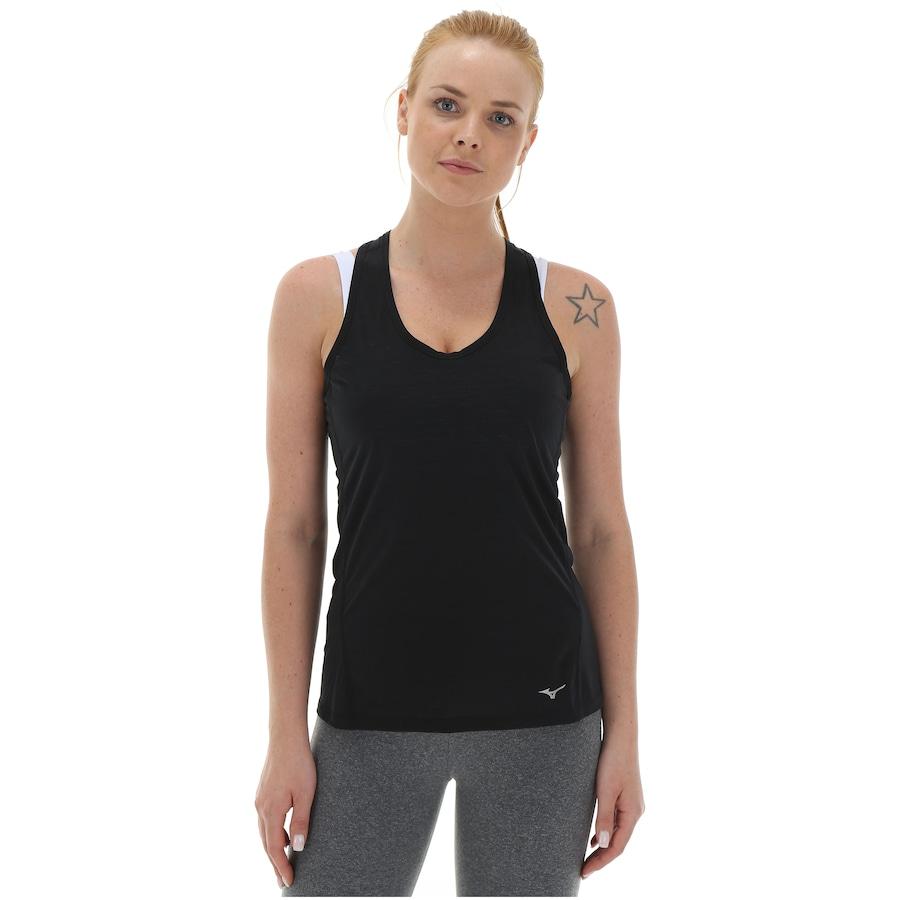 27be557700 Camiseta Regata Mizuno Active - Feminina