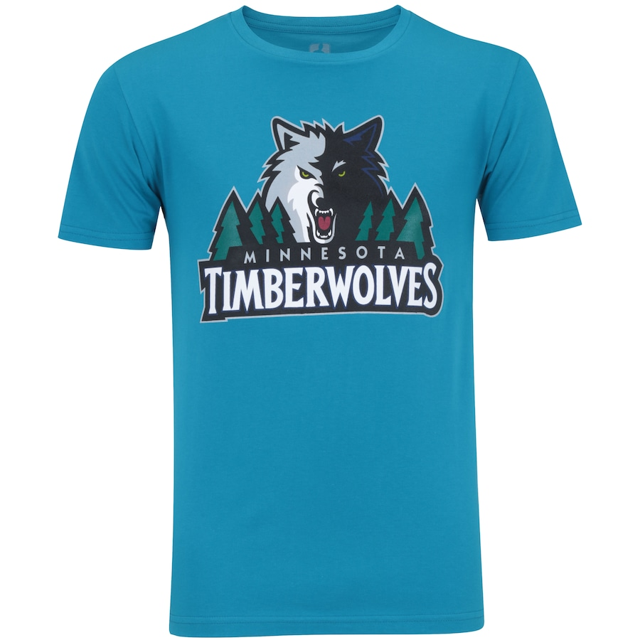 Camiseta NBA Minnesota Timberwolves Basic - Masculina 767e1fc67c708