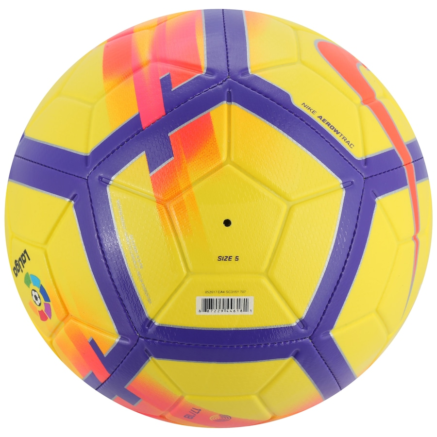 Bola de Futebol de Campo Nike Strike La Liga 4536c74d097d5